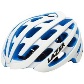 Lazer Z1 Helmet white/blue eps